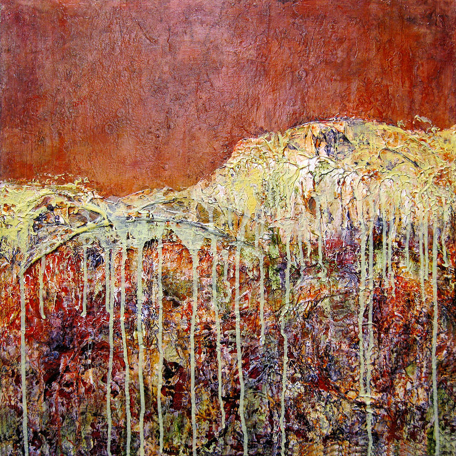 horizon id c 0908 painting by shirley williams