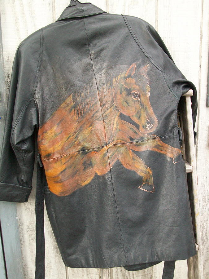 Horse Jacket The Life Within Tapestry - Textile