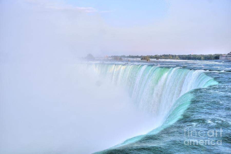 Horseshoe Falls Photograph