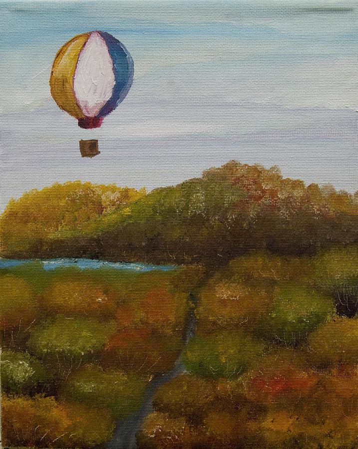 Hot Air Painting