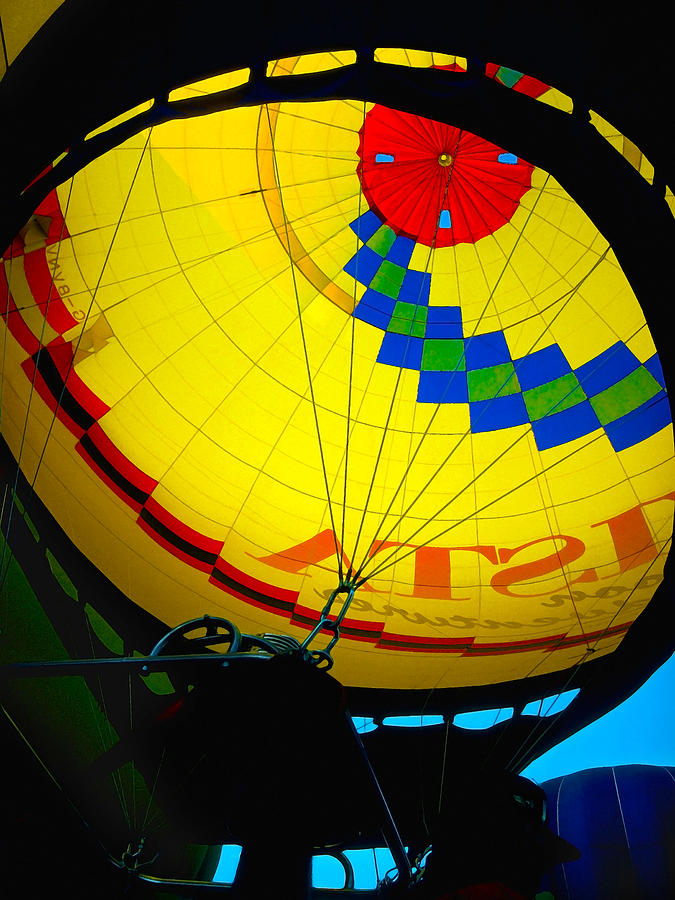 Hot Air Balloon 3 Photograph  - Hot Air Balloon 3 Fine Art Print