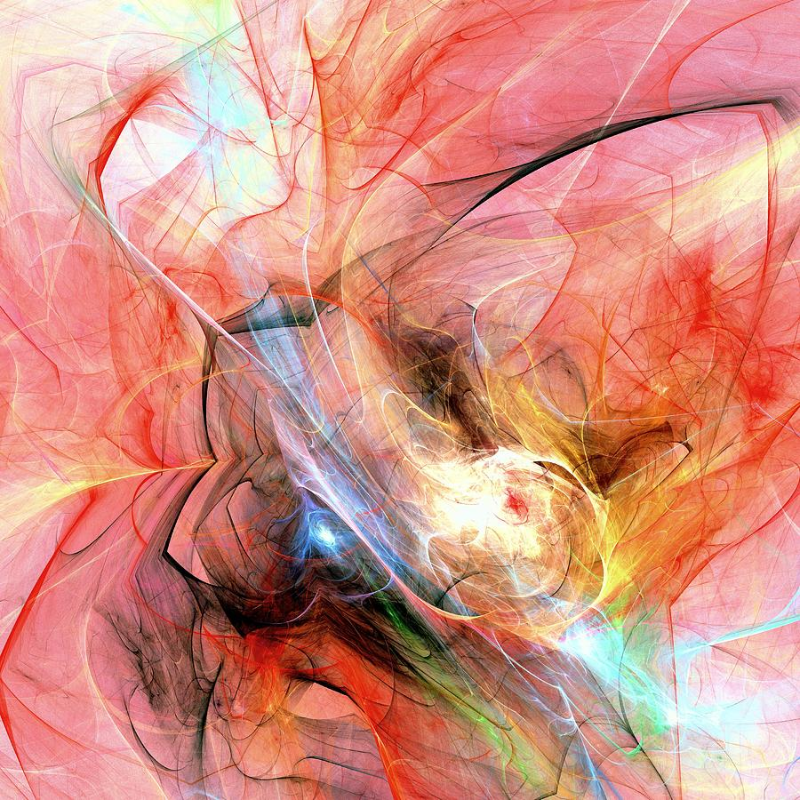 Computer Digital Art - Hot by Anastasiya Malakhova