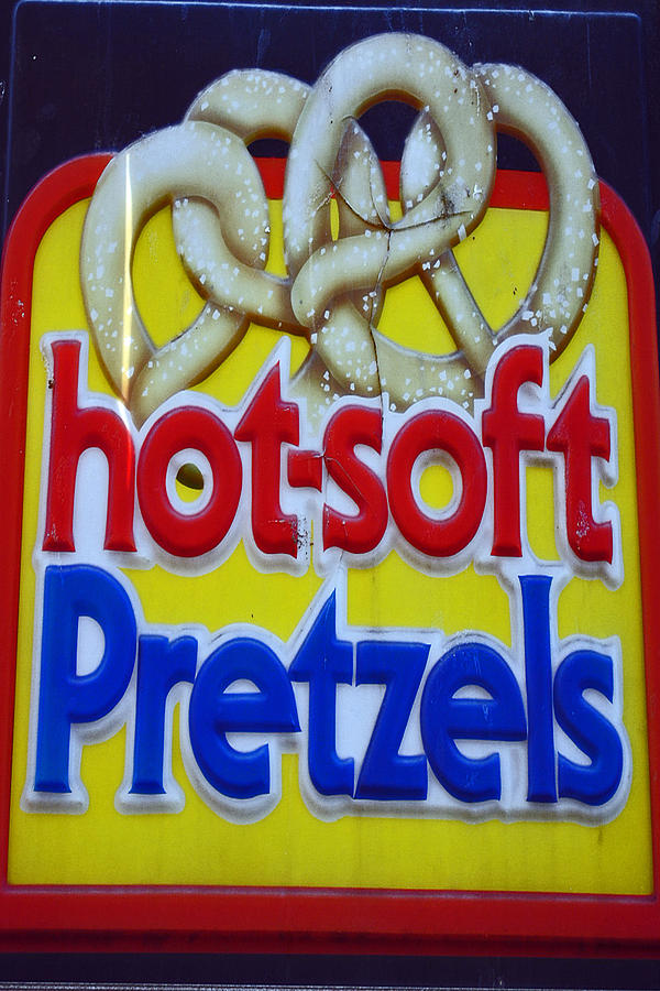 Hot Pretzels Photograph
