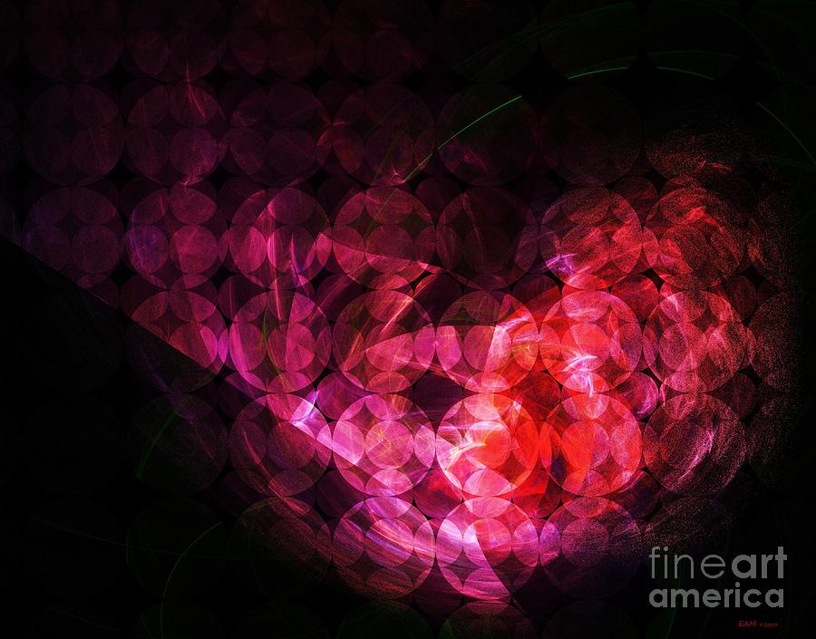 How Can You Mend A Broken Heart? Digital Art  - How Can You Mend A Broken Heart? Fine Art Print