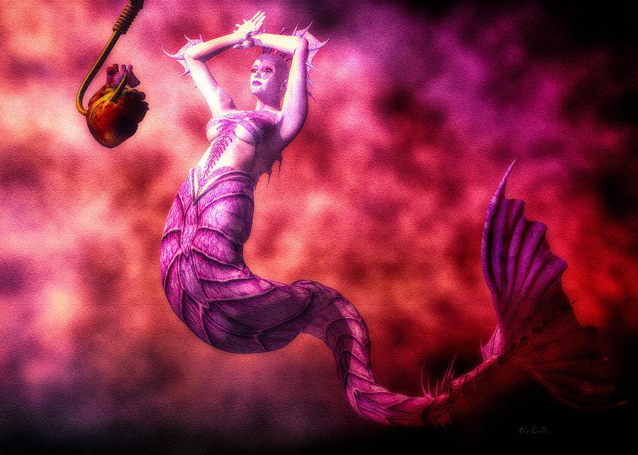 How To Catch Mermaids Digital Art