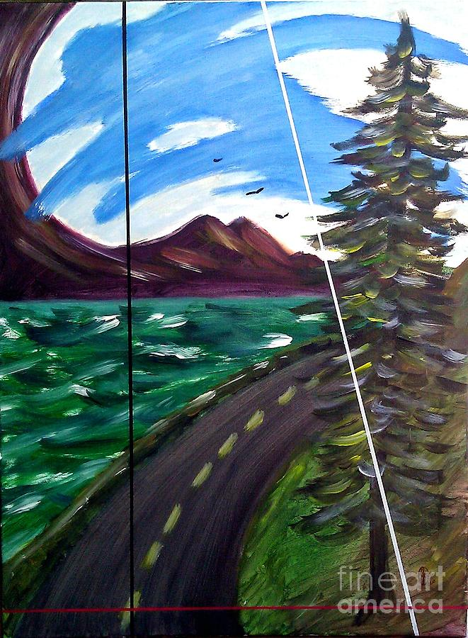 Howe Sound  Painting