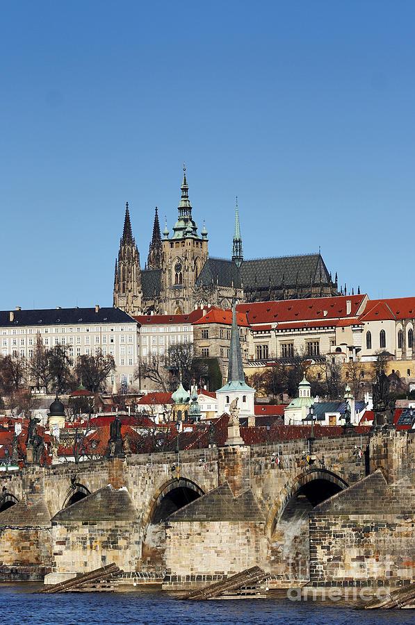 Hradcany - Prague Castle Photograph