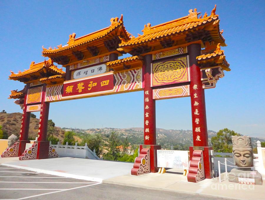 Hsi Lai Temple - 10 Photograph