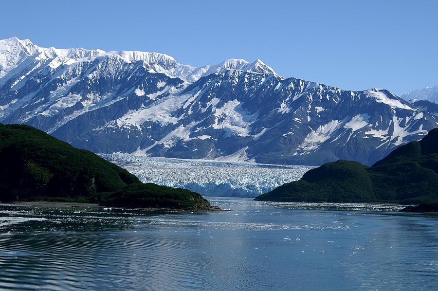Hubbard Glacier Photograph