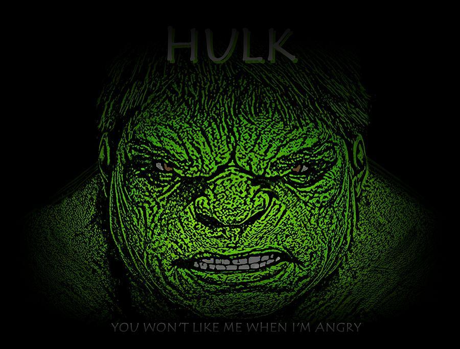 Hulk Custom  Photograph