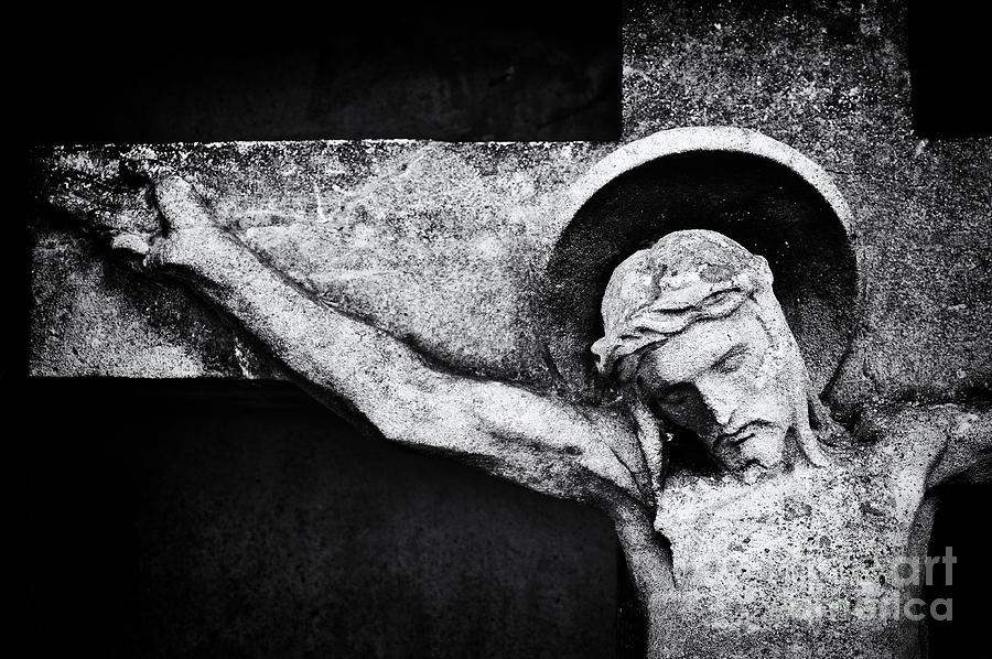 Jesus Photograph - Humility by Tim Gainey