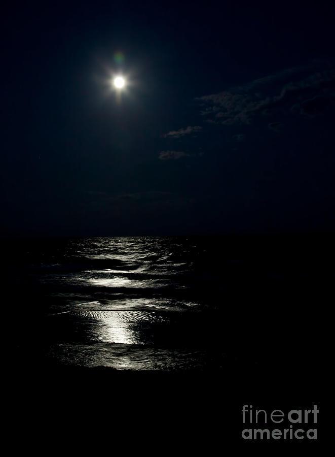 Hunters Moon II Photograph