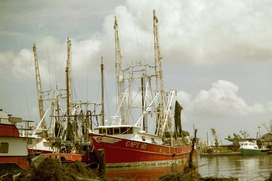 Hurricane Katrina Aftermath Photograph