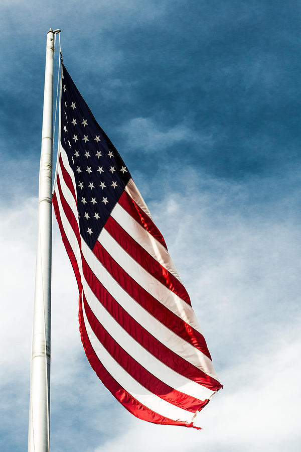 I Pledge Allegiance Photograph