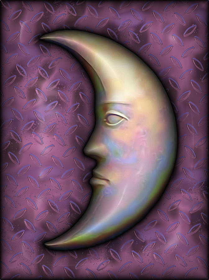 I See The Moon 2 Digital Art