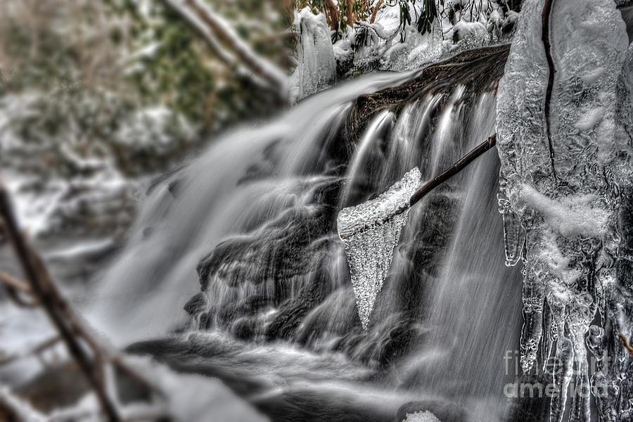 Ice On A Stick Photograph