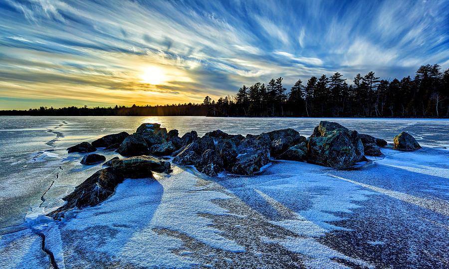 Icebound 5 Photograph