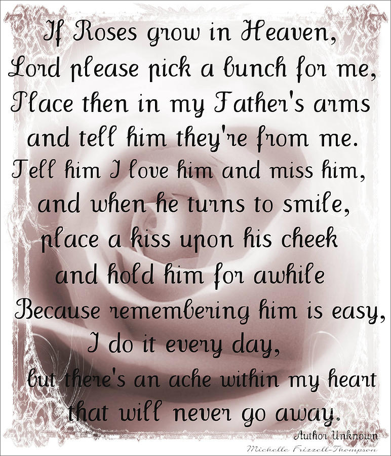 Quotes About Missing A Father. QuotesGram