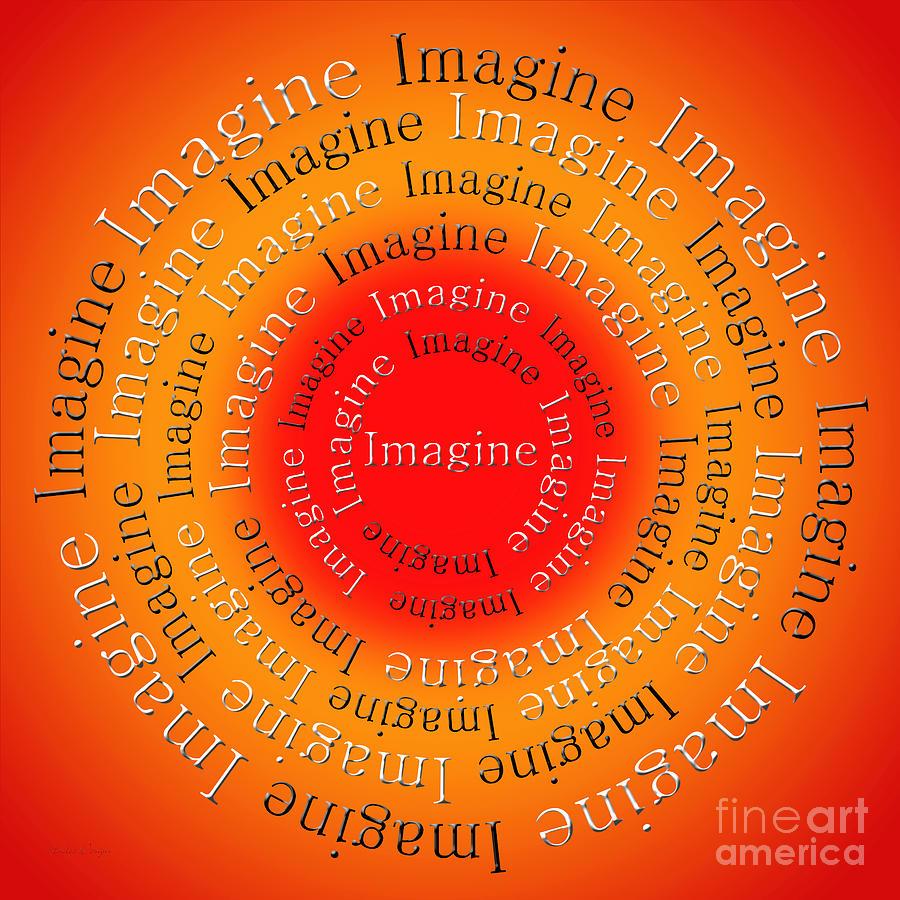 Imagine 5 Digital Art