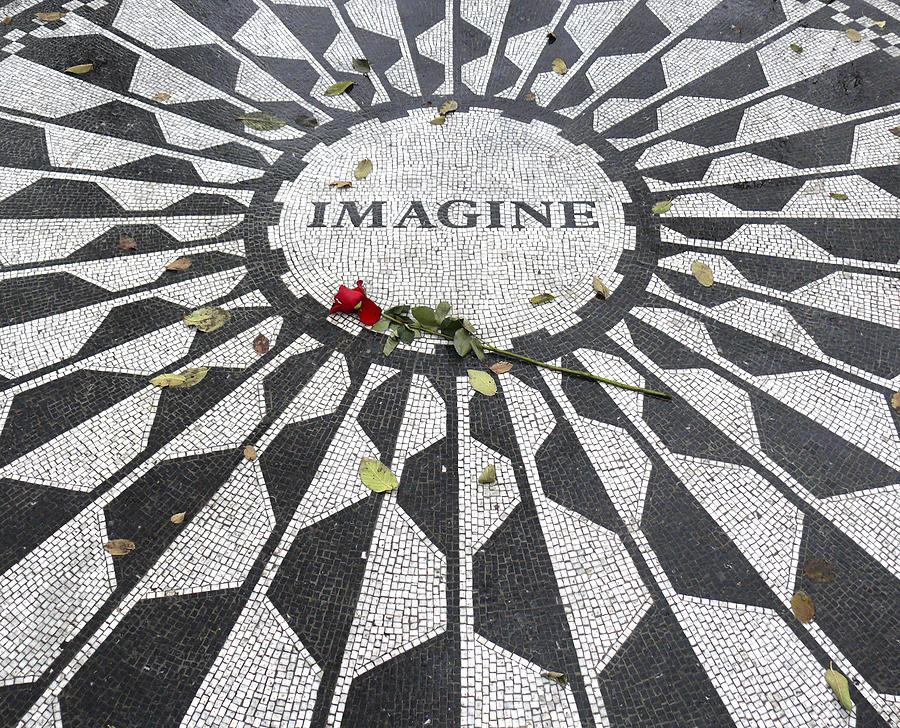 Imagine Mosaic Photograph
