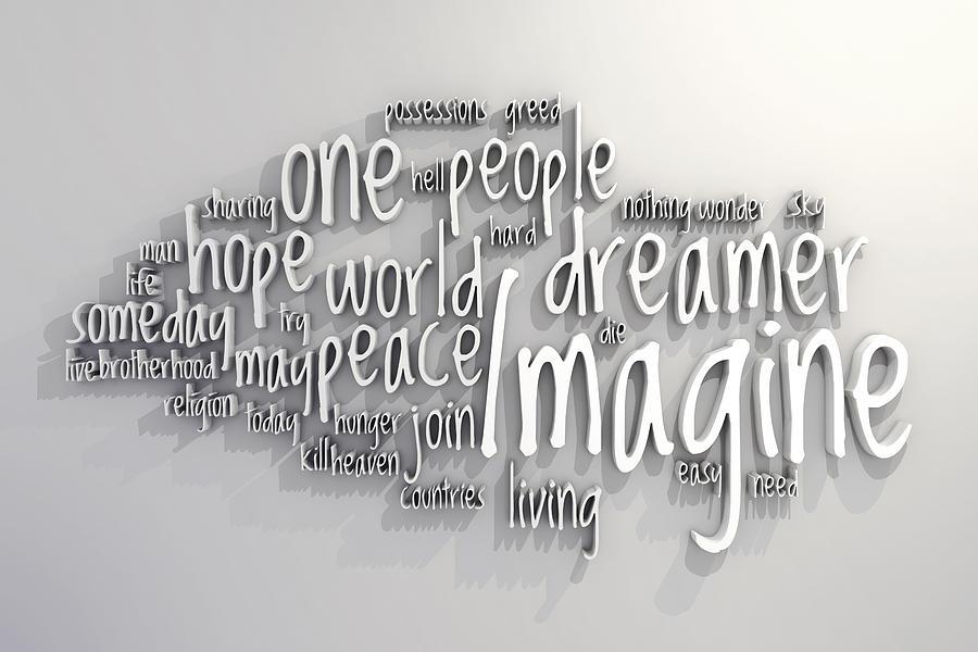 Imagine Digital Art - Imagine by Scott Norris