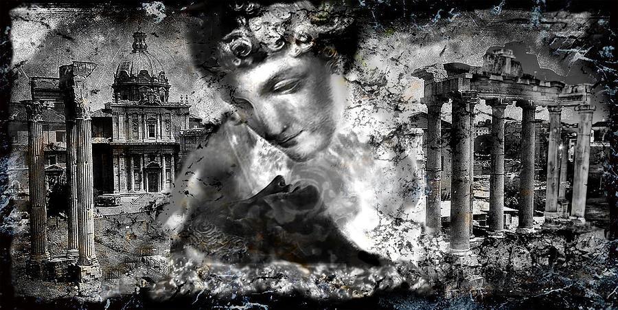 Immortality..... Digital Art