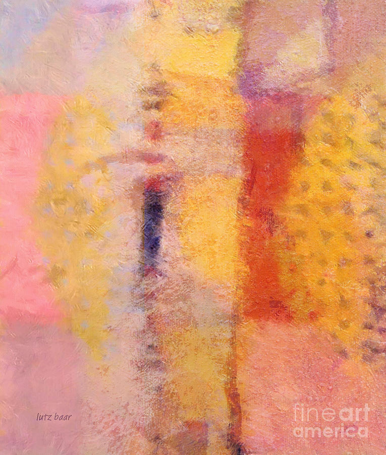 Impression Iv Painting  - Impression Iv Fine Art Print