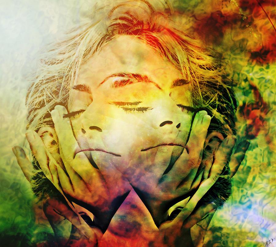 In Between Dreams Painting