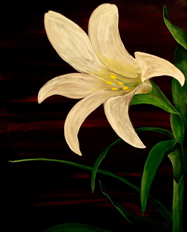 In Bloom Painting  - In Bloom Fine Art Print