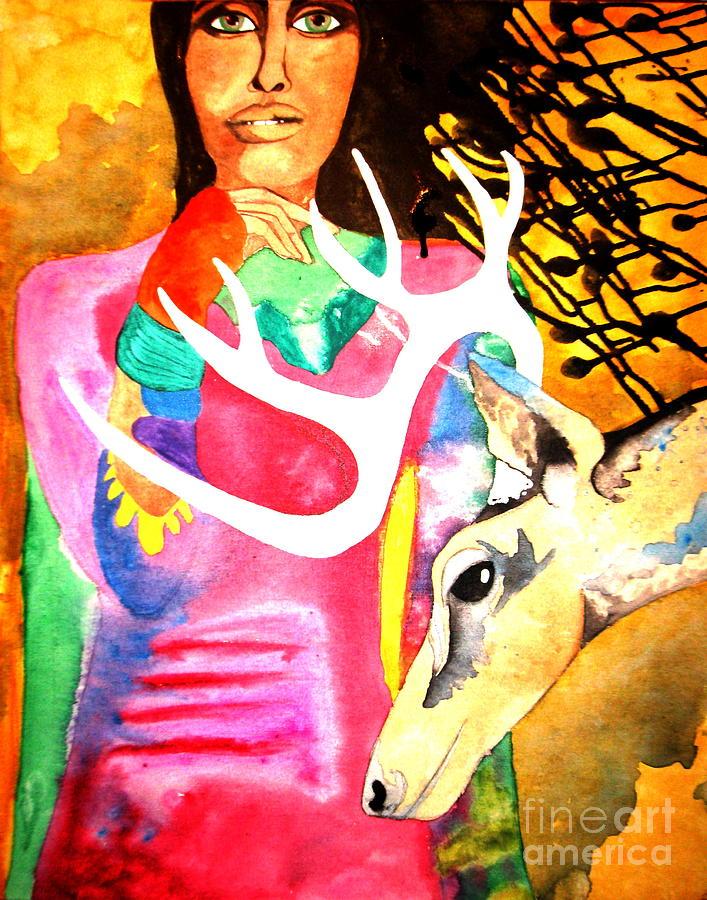 In Spirit Painting