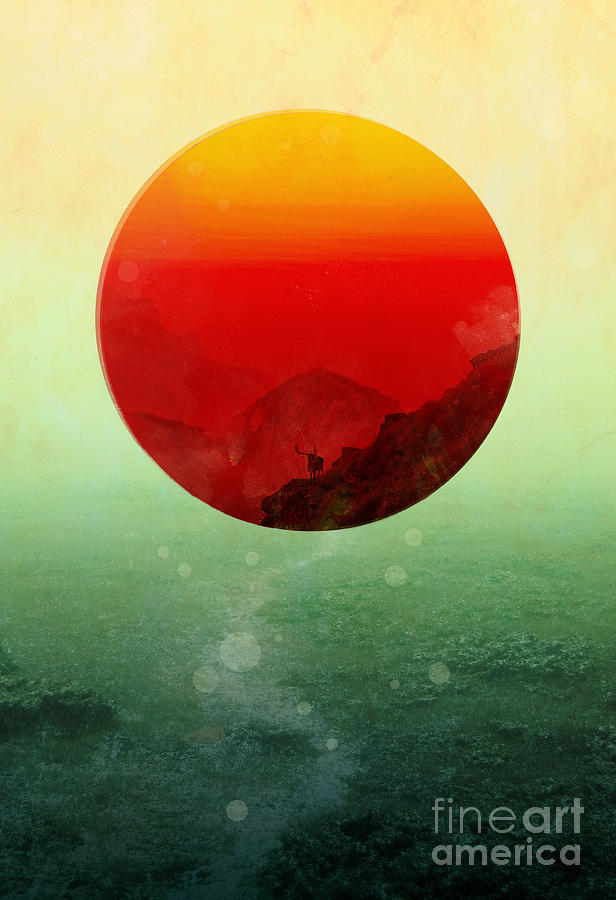 In The End The Sun Rises Digital Art