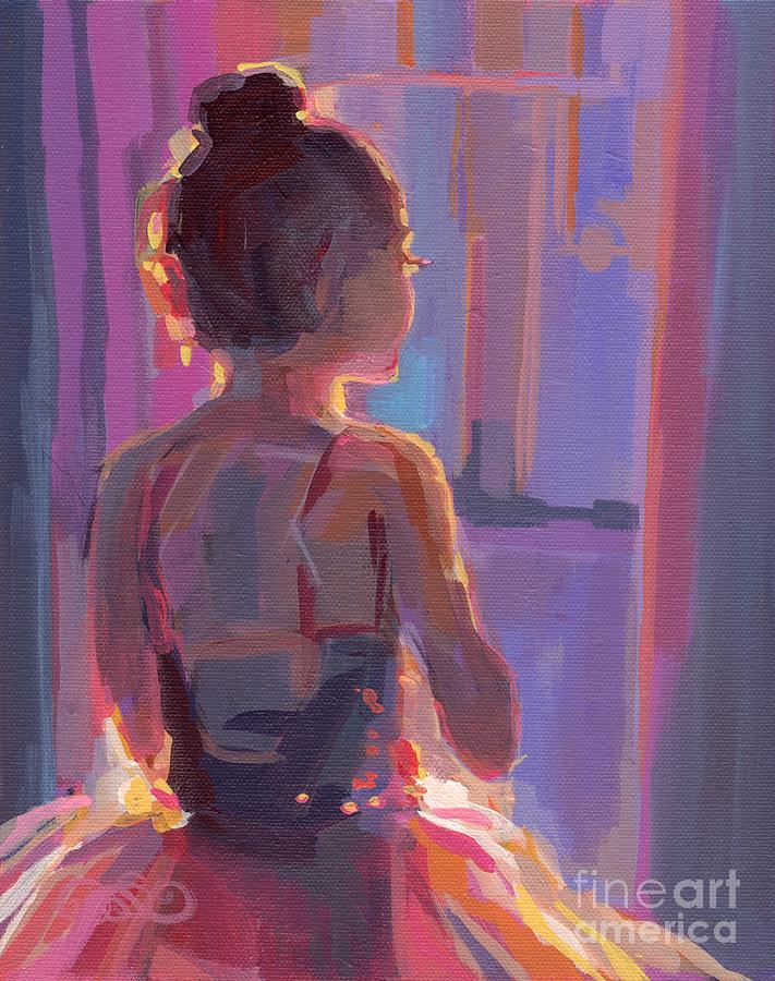 In The Wings Painting