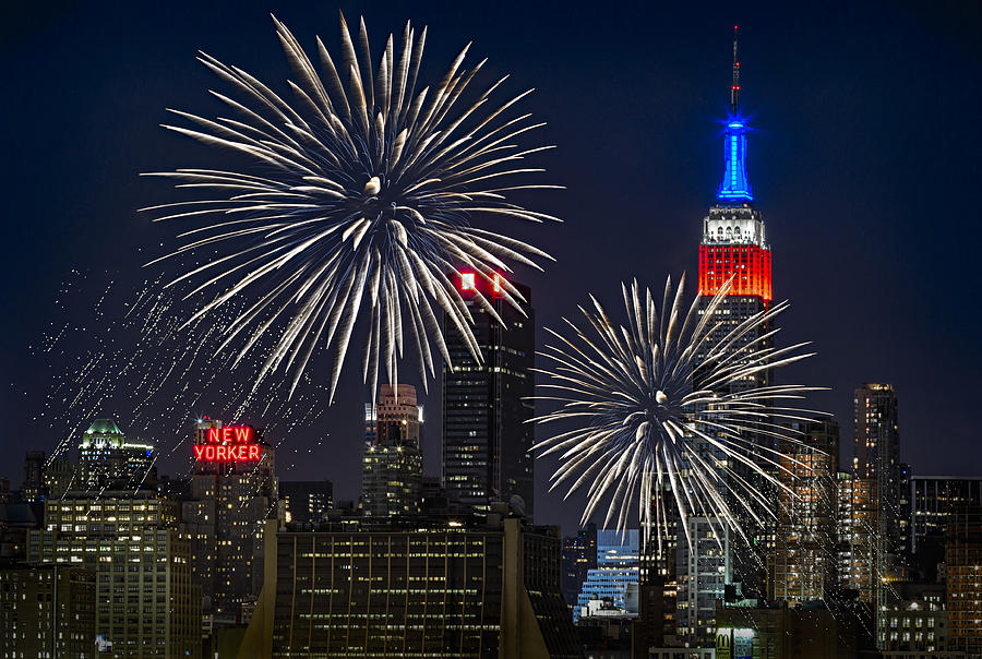 4th Of July Photograph - Independence Day by Eduard Moldoveanu
