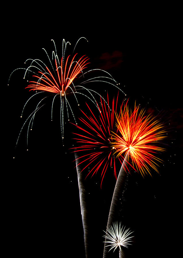 Independence Day  Photograph  - Independence Day  Fine Art Print