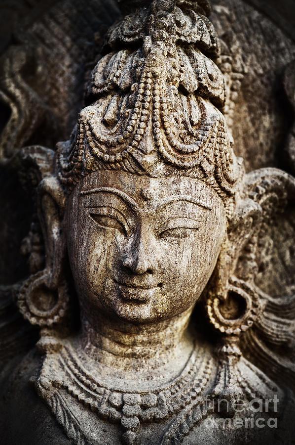 Indian Goddess Photograph