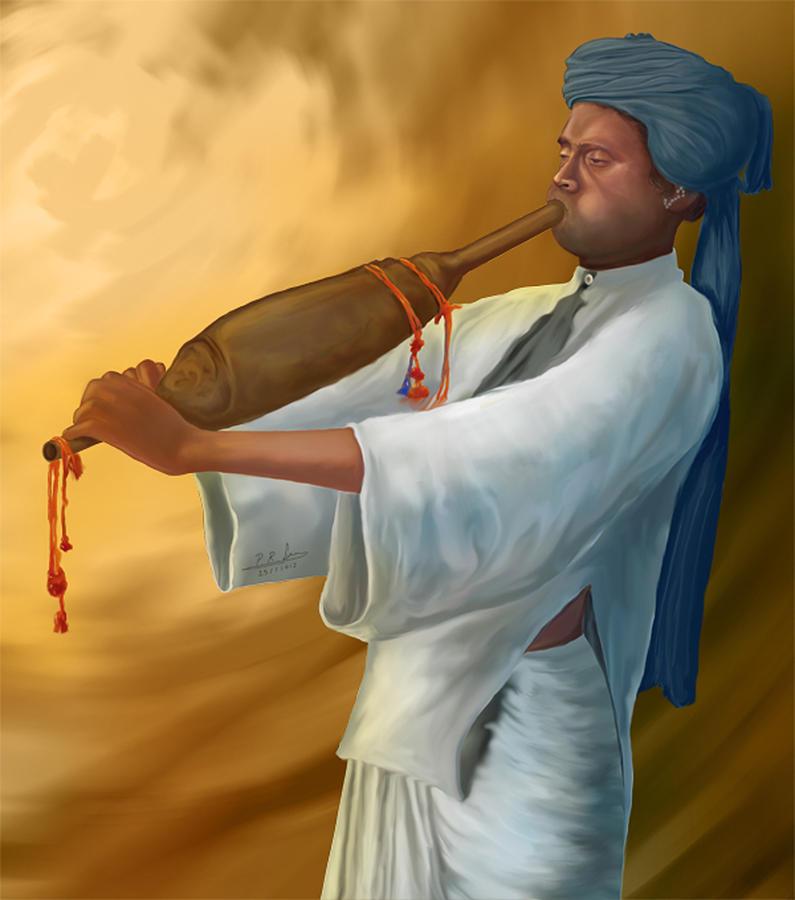 Indian Musion Digital Art