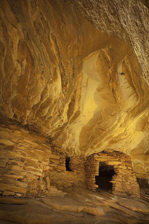 Indian Ruins In Southern Utah Photograph