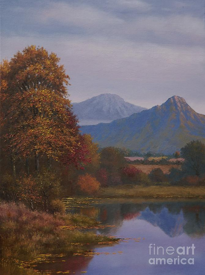 Indian Summer Revisited Painting