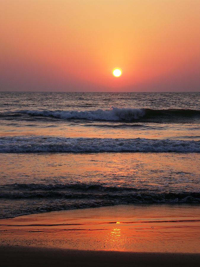 Indian Sunset Photograph