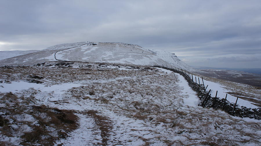Ingleborough Photograph