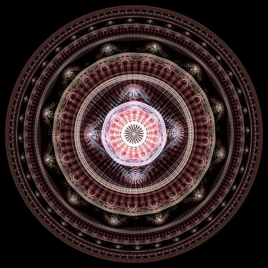 Inner Calm Digital Art