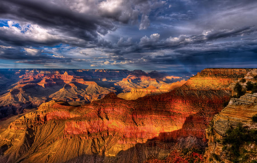 Grand Canyon Photograph - Inspiration by Beth Sargent