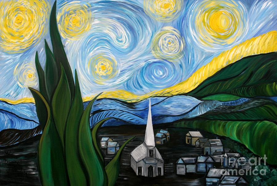 Where Is Van Gogh S Starry Night Painting