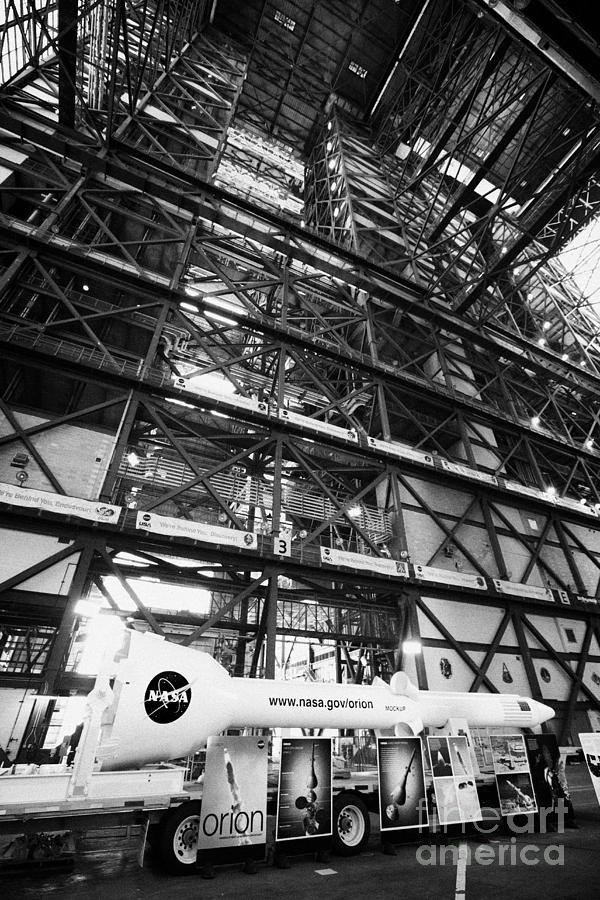 nasa vehicle assembly building interior - photo #5