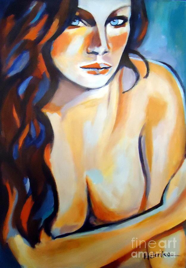 Intimate Silence II Painting