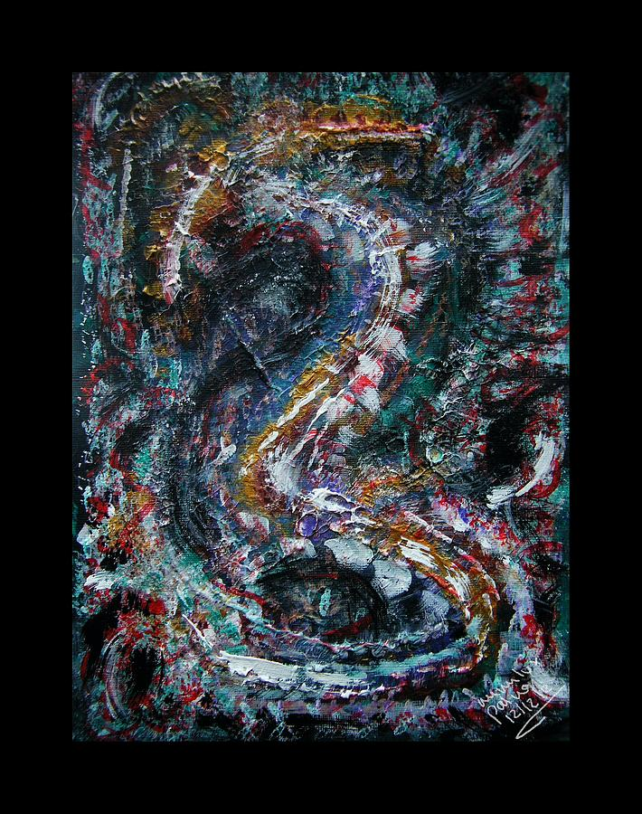 Into Eternity Painting