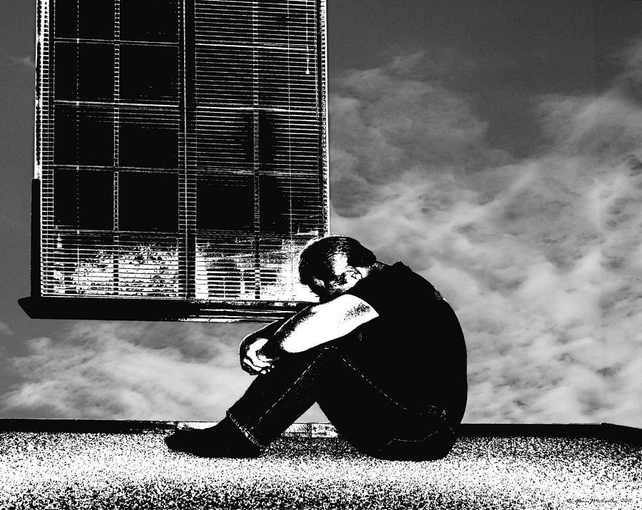 Looking Inward Photograph - Introspectif De Reveur by Glenn McCarthy Art and Photography