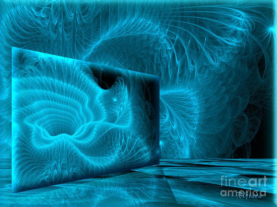 Introspection - Soulistic Art By Giada Rossi Digital Art