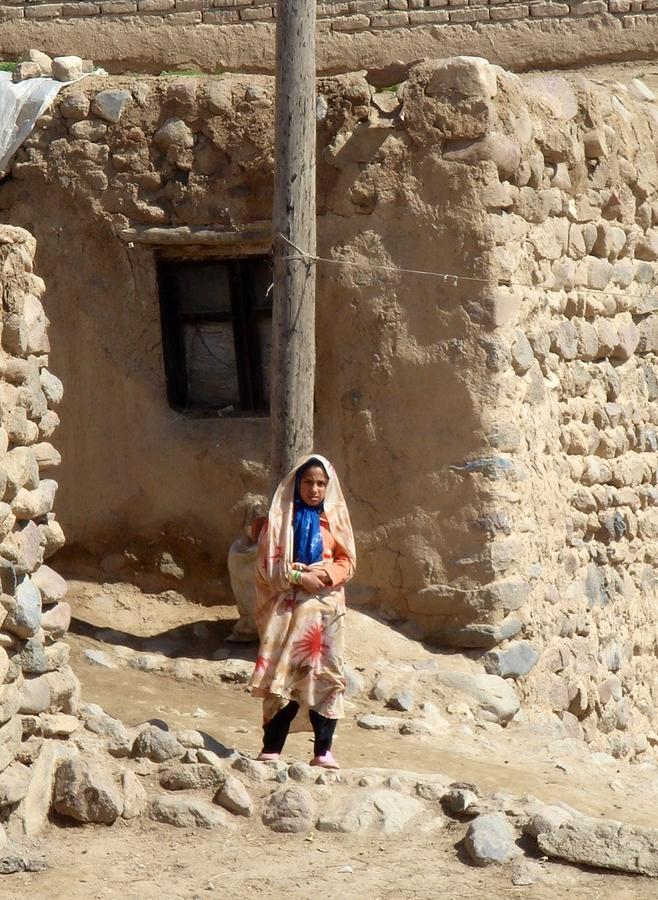 Iran Kandovan Resident  Photograph