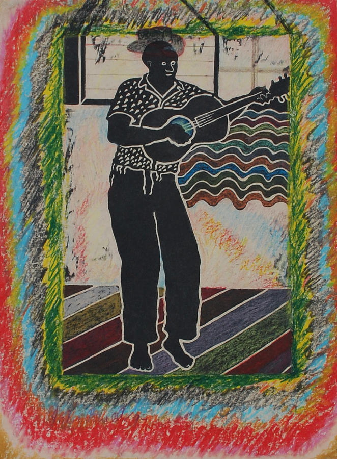 Irie Reggae 1 Painting